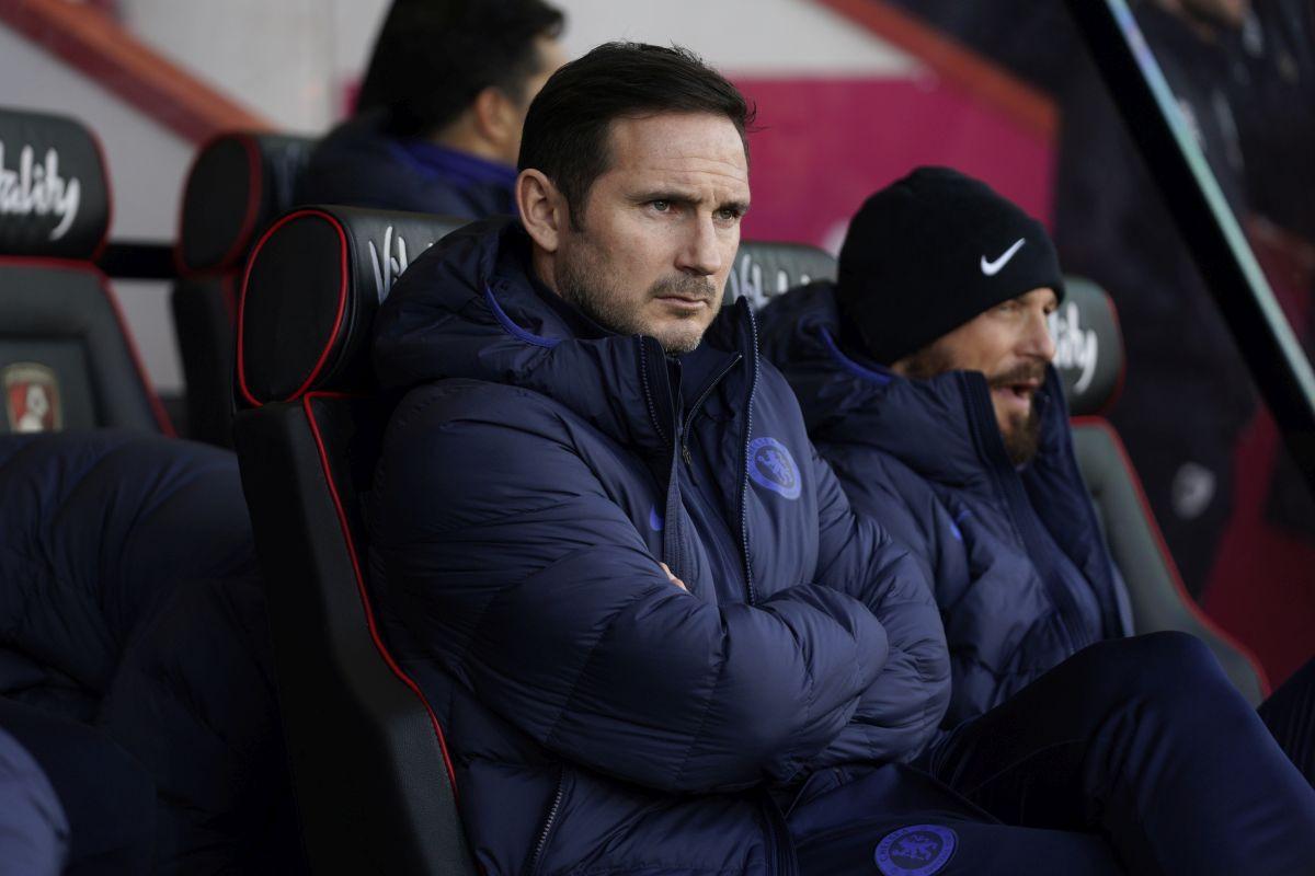 Petorica otpisanih kod Lamparda