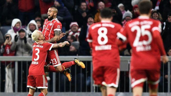 Bayern silan, Borussiji bod, katastrofa Leipziga