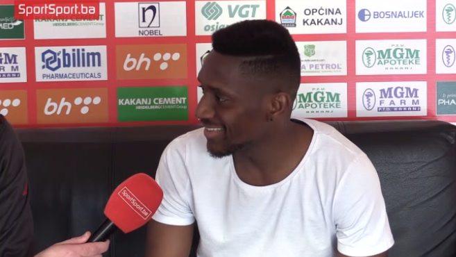 Nana Welbeck na bosanskom: Isaković mi govori da je on najbolji igrač Premijer lige