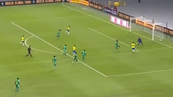 Lijepa akcija Brazila, Firmino pogodio za vodstvo protiv Senegala