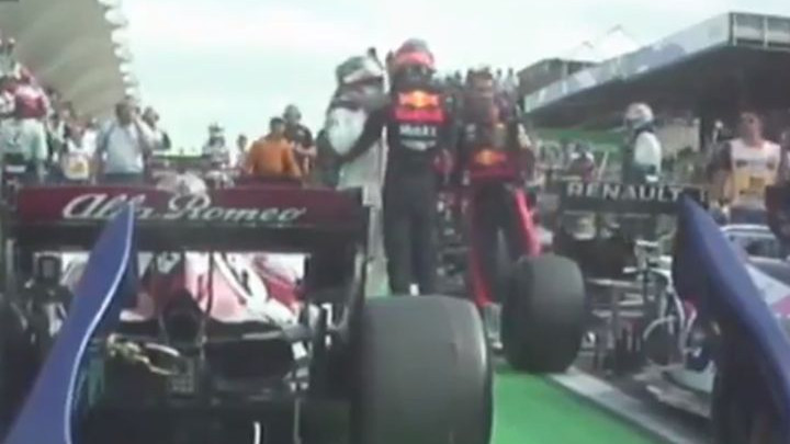 Hamilton upropastio utrku Albonu, ali onda sve oduševio svojim gospodskim potezom