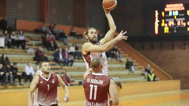KK Bosna Royal ubacio 101 poen i uvjerljivo savladao KK Bošnjak