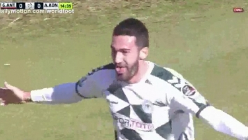Riad Bajić postigao najčudniji gol u karijeri