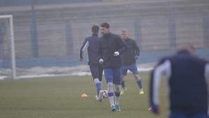 Željo trenirao na Grbavici, Ramović ponovo sa Plavima
