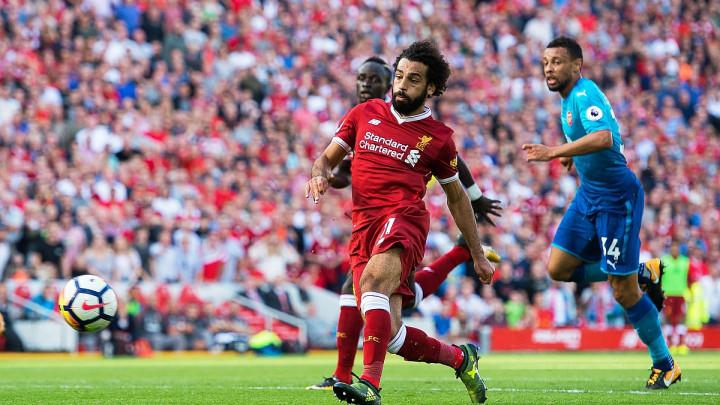 Brz je Salah, ali tek 18. na listi najbržih ove sezone u Premier ligi
