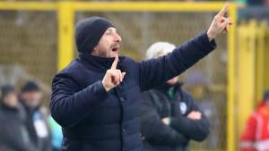 Di Francesco pohvalio Atalantu, pa iskritikovao svog napadača: Kakav je igrač, premalo nam daje!