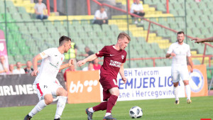 FK Sarajevo na posudbu u NK Čelik šalje mladog nogometaša