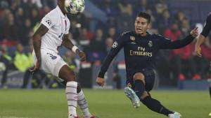 Rodriguez: Real je blokirao transfer koji sam želio