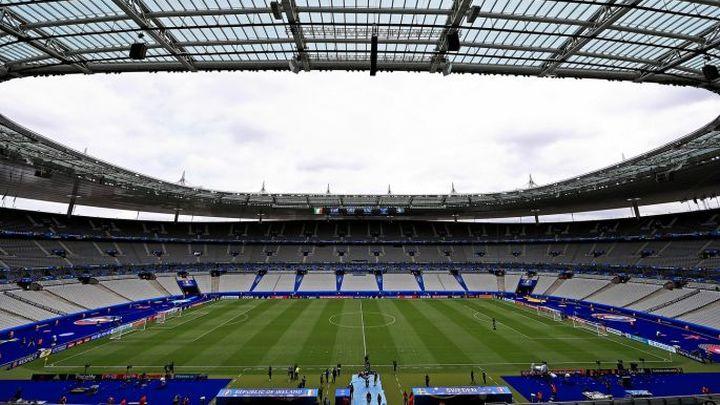 Sumnjiv paket pronađen na tribinama Stade de France