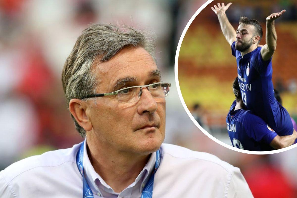 Ivanković dovodi reprezentativca BiH: Robi ga je nahvalio, sve je dogovoreno