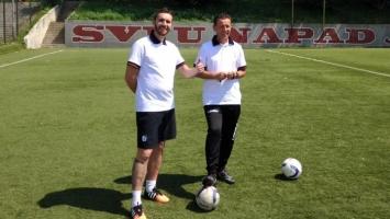 Povratak fudbalu: Alen Škoro ima novi posao