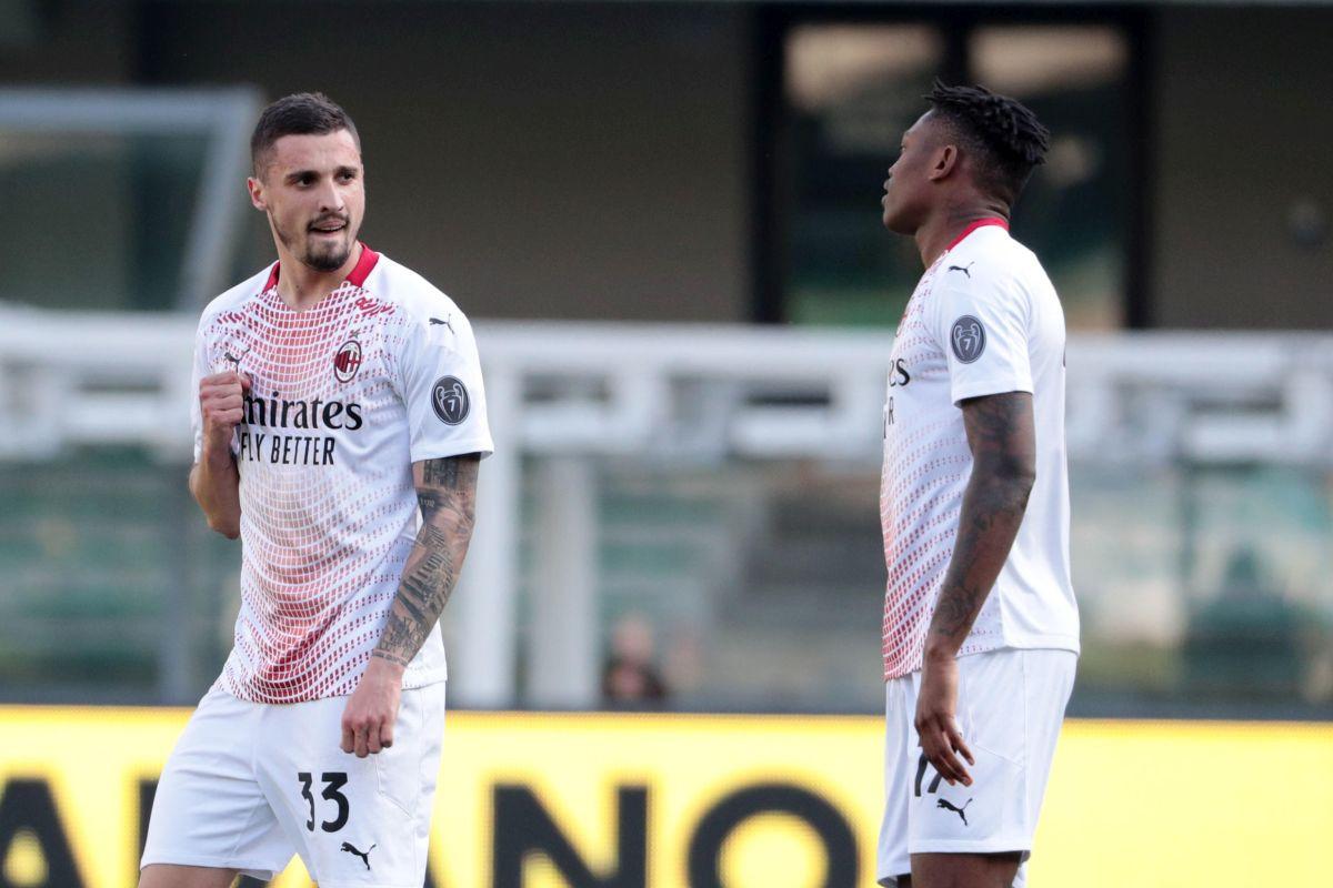 Rade Krunić od prve minute protiv Sampdorije, Giroud debituje za Rossonere