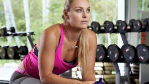 Neustrašiva i atraktivna Lindsey Vonn i nakon teške povrede vježba žešće nego ikad