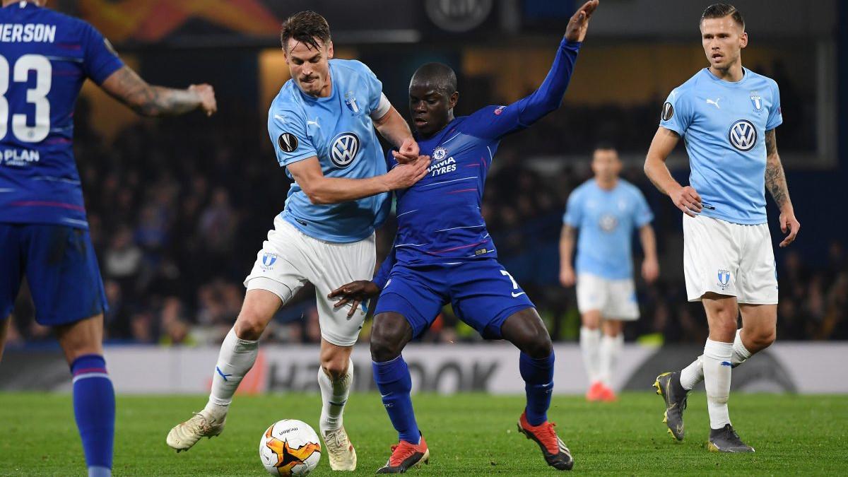 Chelsea u drugom poluvremenu riješio Malmo, Dynamo izbacio Olympiacos