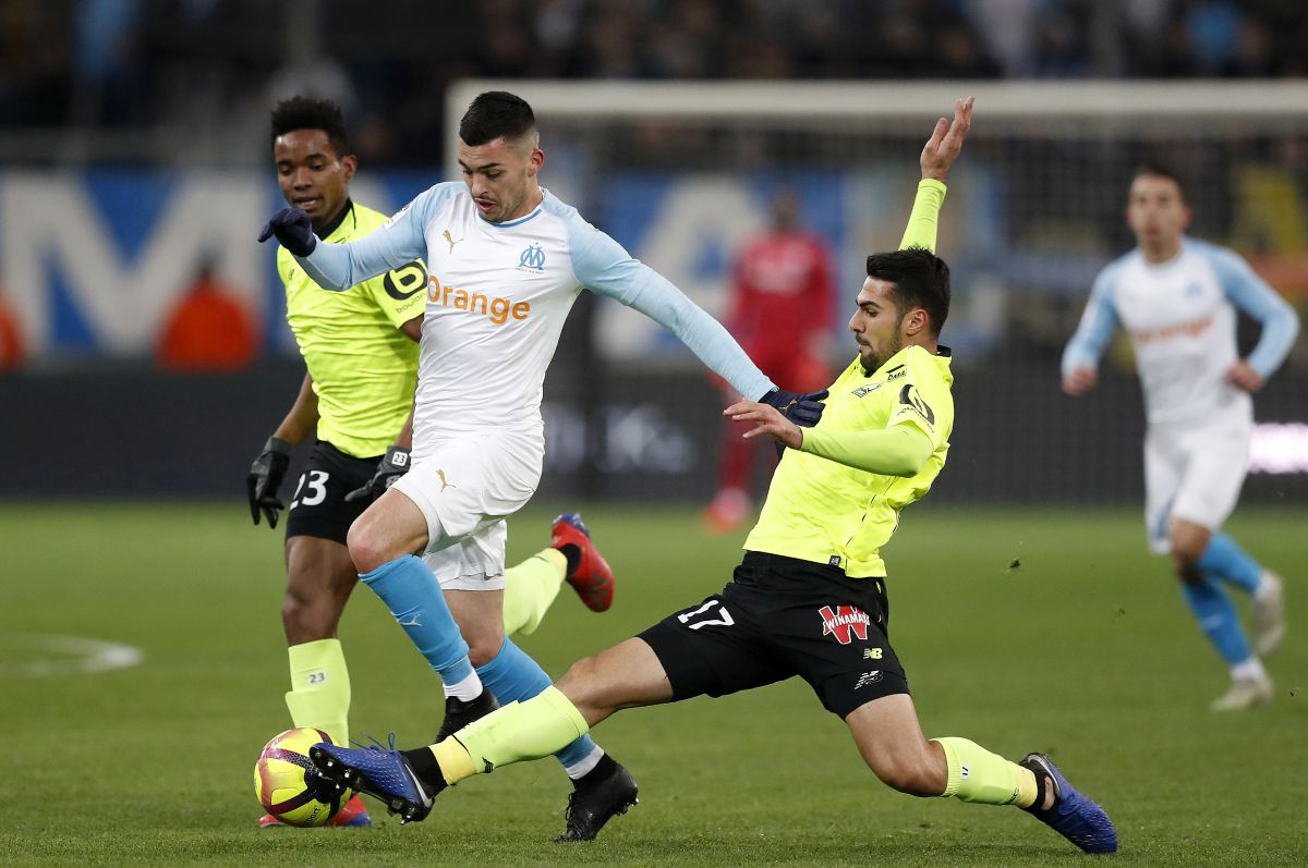 Radonjića baš ide: Ušao i spasio Marseille poraza