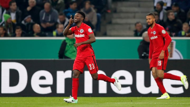 Frankfurt nakon penala u finalu DFB Pokala