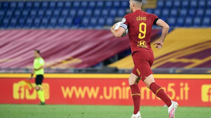 Edin Džeko dobija žestoku konkurenciju u napadu Rome: Čuveni napadač se dogovorio s Vučicom!