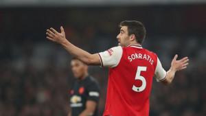 Sokratis nije više fudbaler Arsenala