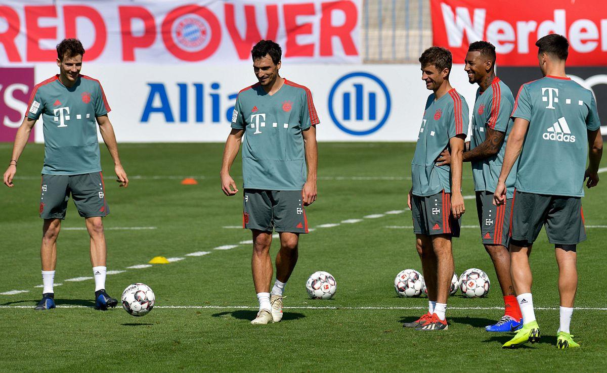 Prinčevi opet kucaju na Bayernova vrata