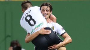 Parma potvrdila opstanak protiv Napolija i automatski realizovala tri transfera - iz Napolija
