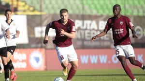 Nestvaran rezultat na meču Vllaznije i Dinamo Tirane, pogađao i Mustedanagić