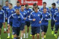 Zmajevi odradili trening, Lulić ponovo nije trenirao