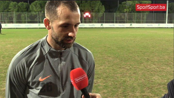 Emir Halilović: Zadovoljan sam igrom kompletne ekipe