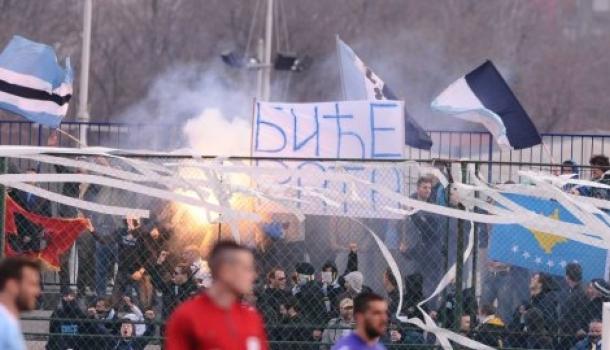 Novi Pazar traži reakciju FSS zbog transparenta 'Biće rata'