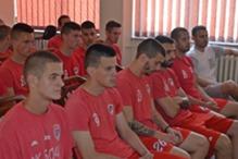 Obavljena prozivka u FK Borac