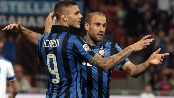"""""""Sramota je da za pet godina nisam ništa osvojio sa Interom"""""""