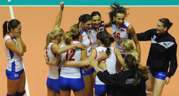 Srbija do polufinala bez izgubljenog seta
