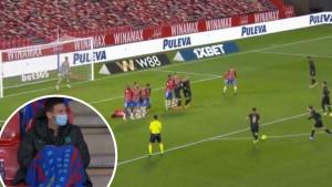 Messi zamotan u deku, Pjanić dočekao svoj trenutak: Lopta je putovala svega nekoliko metara...