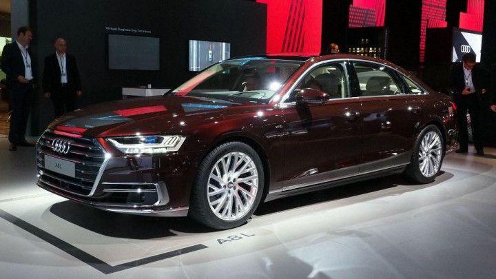 Audi A8 - Dobrodošli u budućnost!