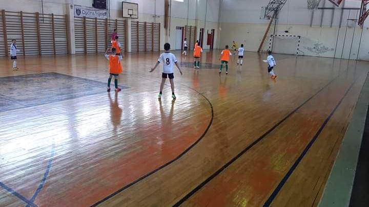 Mlade nade i razvoj nogometa u prvom planu: Sjajan potez NS SBK/KSB