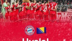 Navijači u BiH oduševljeni čestitkom Bayern Minhena