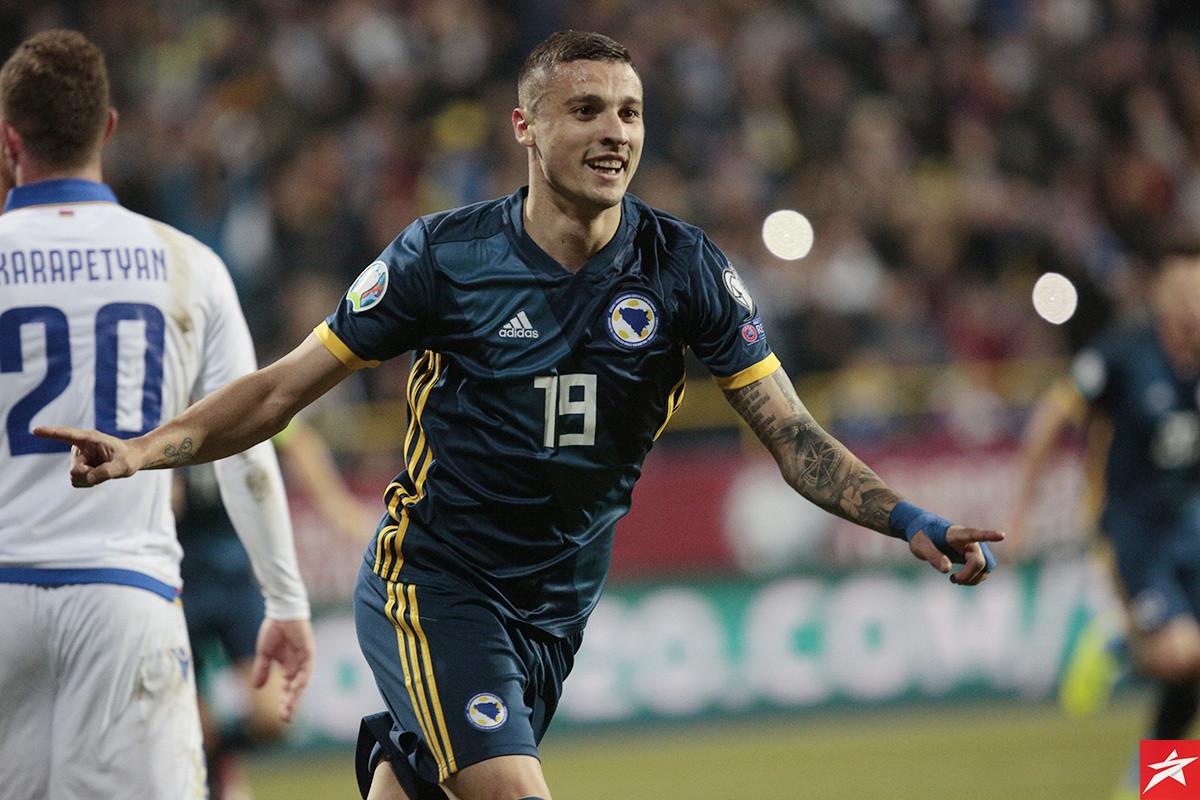 Rade Krunić uplakan nakon dogovora sa Milanom: Još uvijek ne vjerujem!