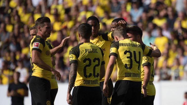 Dortmund golom Reusa porazio Lazio