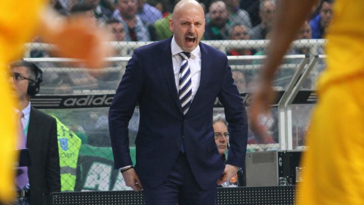 Saša Obradović novi trener košarkaša Crvene zvezde