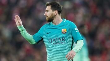 Messi pored sebe ima pravu zvijer