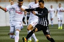Partizan u naletu: Pao i Javor
