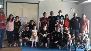 FK Sarajevo gradi jači tim sa djecom oboljelom od raka