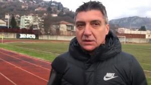Marinović zadovoljan kako teku pripreme, govorio i o potencijalnim transferima
