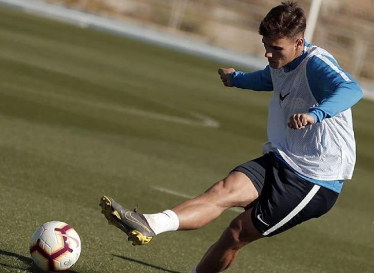 Hugo Vallejo novi fudbaler Real Madrida