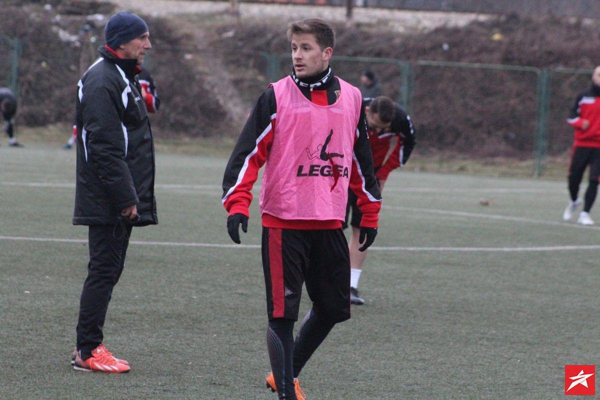 Ante Blažević potpisao za FK Željezničar!