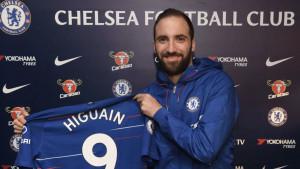 Higuain: Nisam mogao propustiti šansu da zaigram u Chelseaju