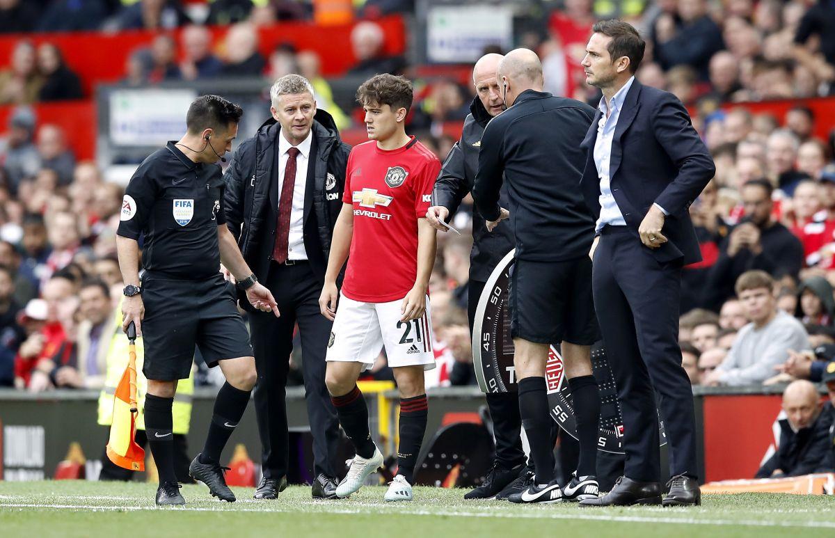 Zabio gol u debiju za Manchester United, pa potpisao ugovor života
