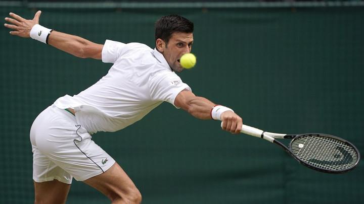 Đoković lako sa Goffinom za novo polufinale Wimbledona