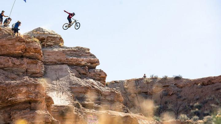 Elita svjetskog brdskog biciklizma spremna za Red Bull Rampage