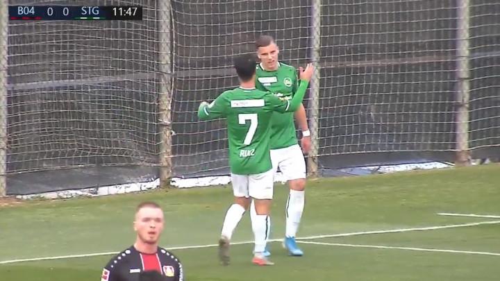 Fantastični Ermedin Demirović zabio dva sjajna gola Bayeru iz Leverkusena
