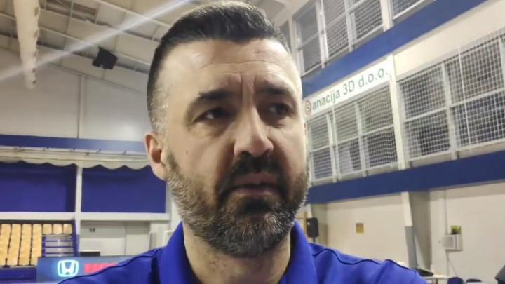 Džemić nakon pobjede: Pokušali smo da se manje potrošimo jer je ABA liga prioritet svih prioriteta